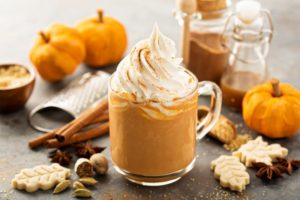 Autumn drink and fall foods recommended by Braintree dentist